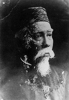 Kassian Cephas, 1905